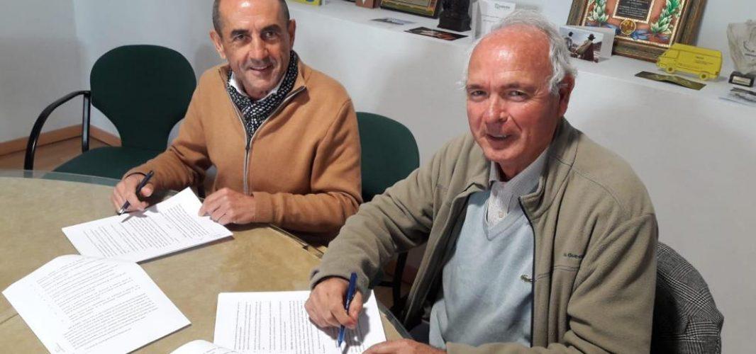 Firma de un acuerdo marco de colaboración entre Fundación Savia y FSU