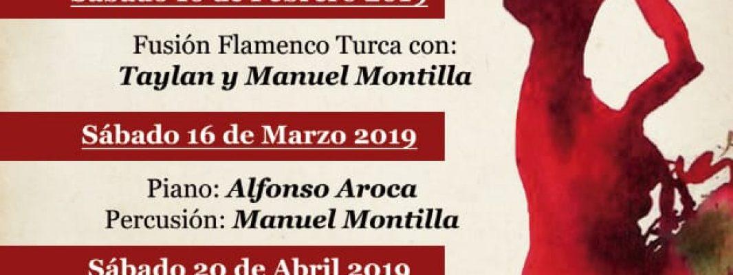 """Sábados Flamencos en la Peña """"El Taconeo"""""""
