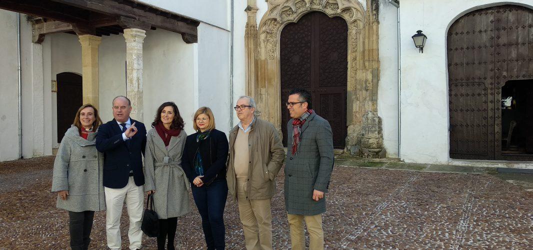 El PP creará una partida anual específica para la restauración y el embellecimiento del patrimonio histórico de Montilla
