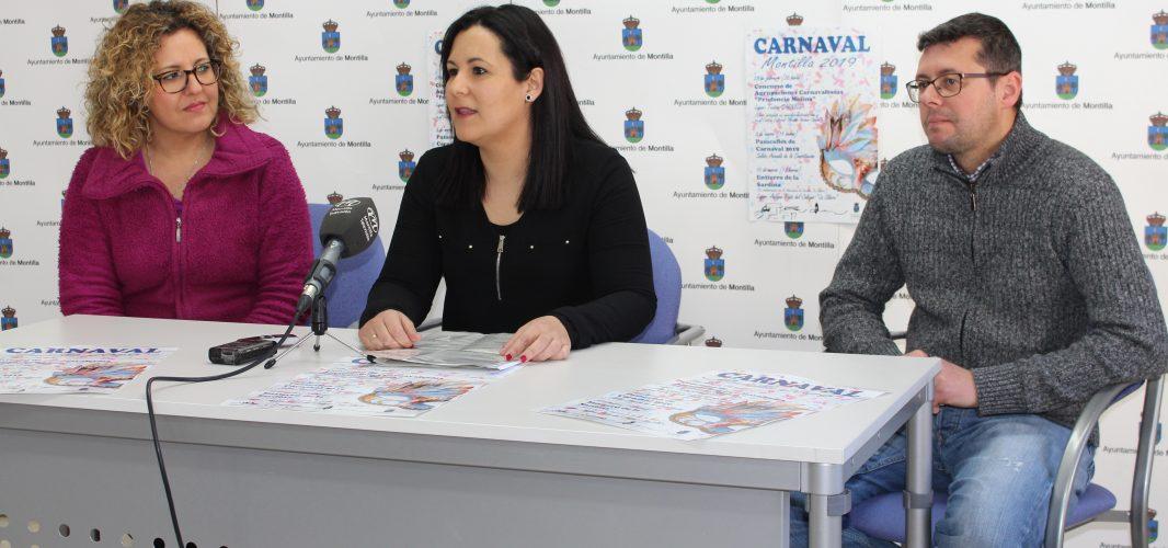 Montilla se prepara para vivir el Carnaval 2019