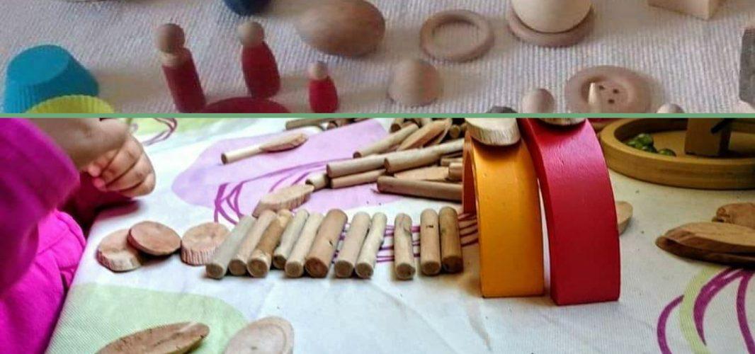 Taller sobre Juguetes, Material de Juego y Desarrollo del Bebé