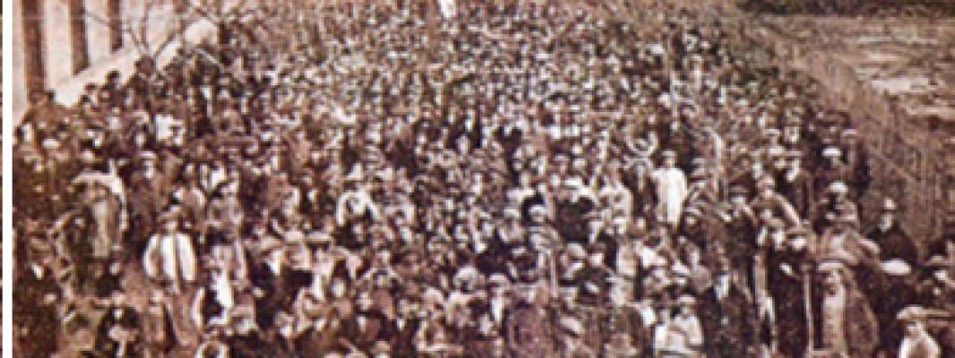 Se cumplen cien años del grito 'Viva Andalucía Libre'