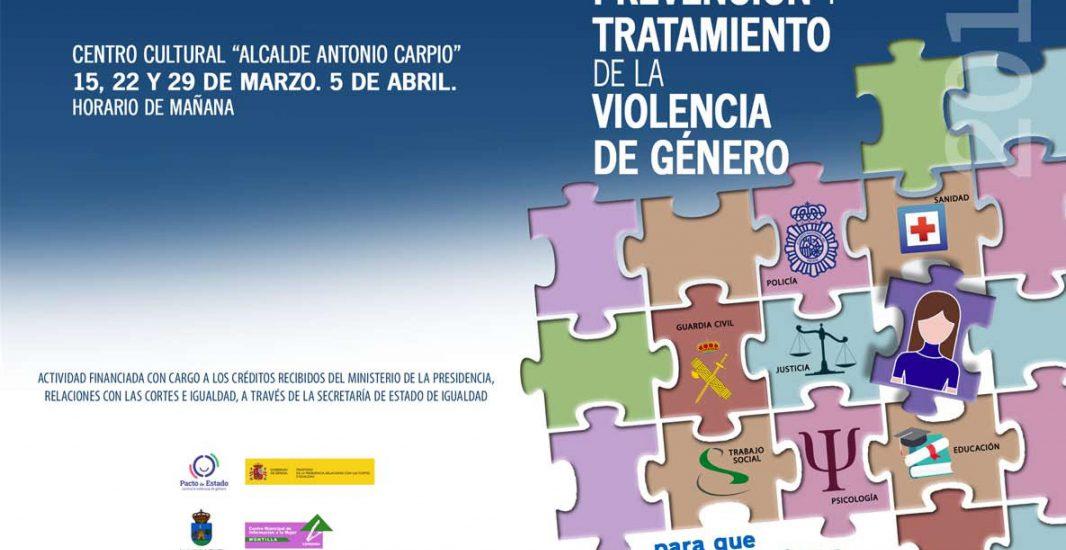 Programa del Curso sobre Prevención y Tratamiento de la Violencia de Género