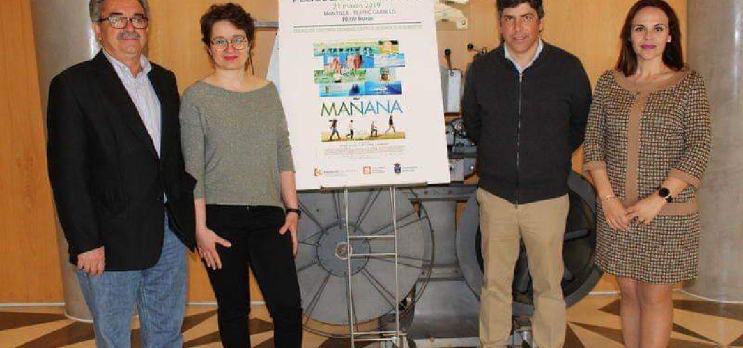 El Hospital de Montilla colabora con el Ayuntamiento y con la Diputación de Córdoba en la concien-ciación de no desperdiciar alimentos a estudiantes de la localidad
