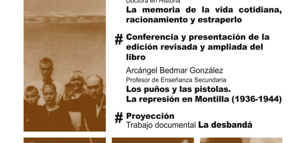 Programa de las Jornadas sobre Memoria Democrática