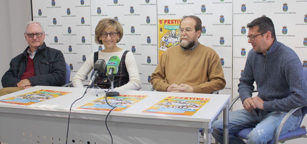 El Teatro Madre Encarnación acogerá el 5º Festival Infantil de la Canción de Montilla