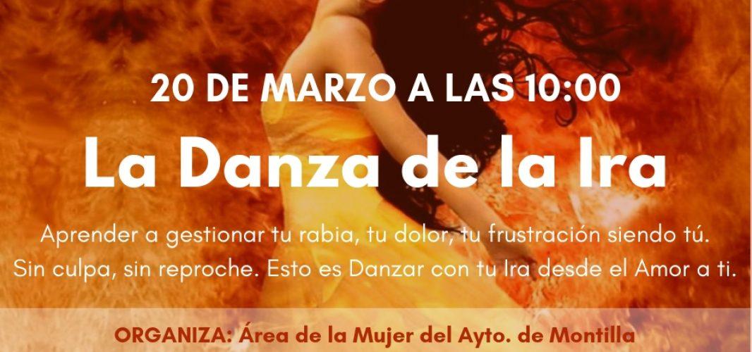 """El Área de la Mujer organiza """"La Danza de la Ira""""."""