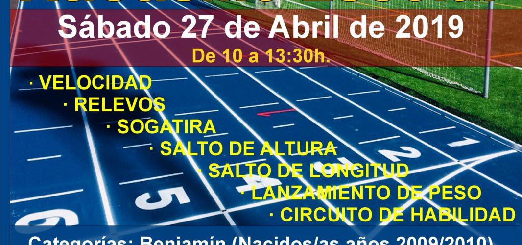 XXII Juegos Deportivos Municipales