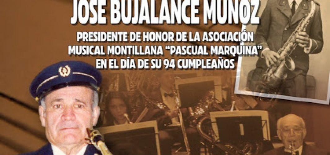 La Banda de Música Pascual Marquina homenajeará a José Bujalance en su Concierto de Aniversario