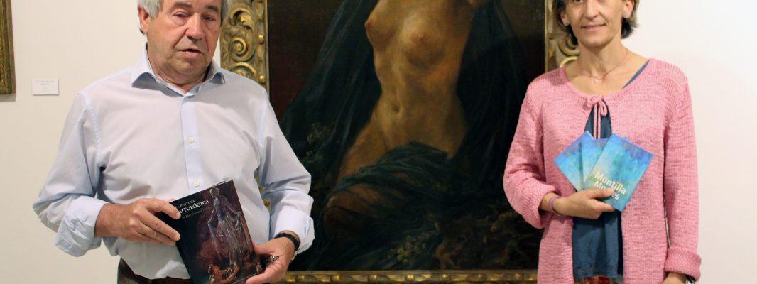 """Ya están a la venta los libros """"La mitología en José Garnelo y Alda"""" y el ejemplar dedicado a Montilla-Moriles de la asociación Cuadernos de Roldán"""