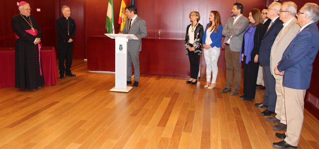 El Cardenal Ladaria visita Montilla con motivo de la celebración del 450 aniversario de la muerte de San Juan de Ávila