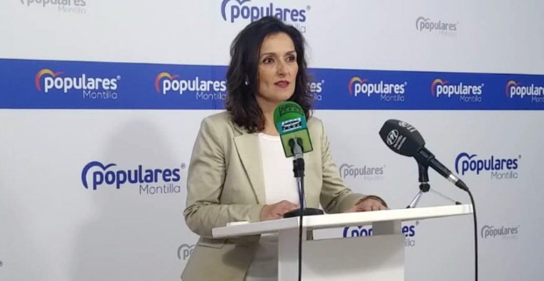 El alcalde presiona a una empresa montillana para retirar la publicidad electoral de la marca Partido Popular