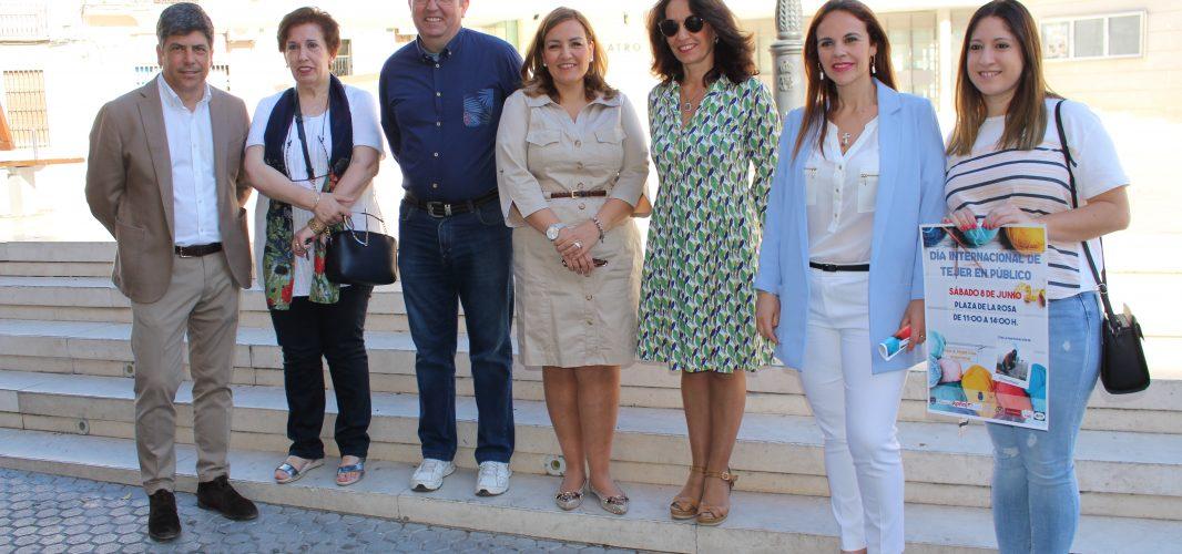Montilla celebrará por segundo año el Día Internacional de Tejer en Público