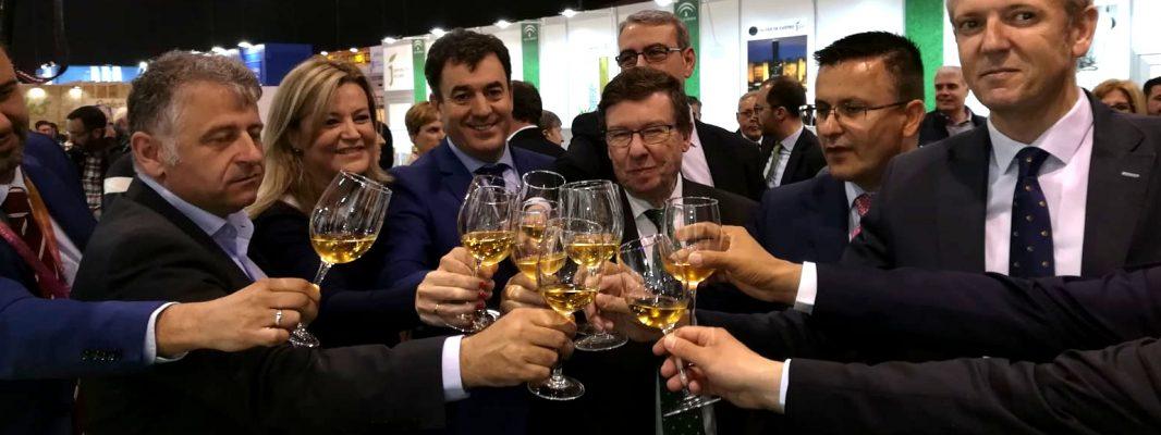 Andalucía promociona la excelencia de sus productos en Galicia participando en la XXIII edición de Salimat Abanca