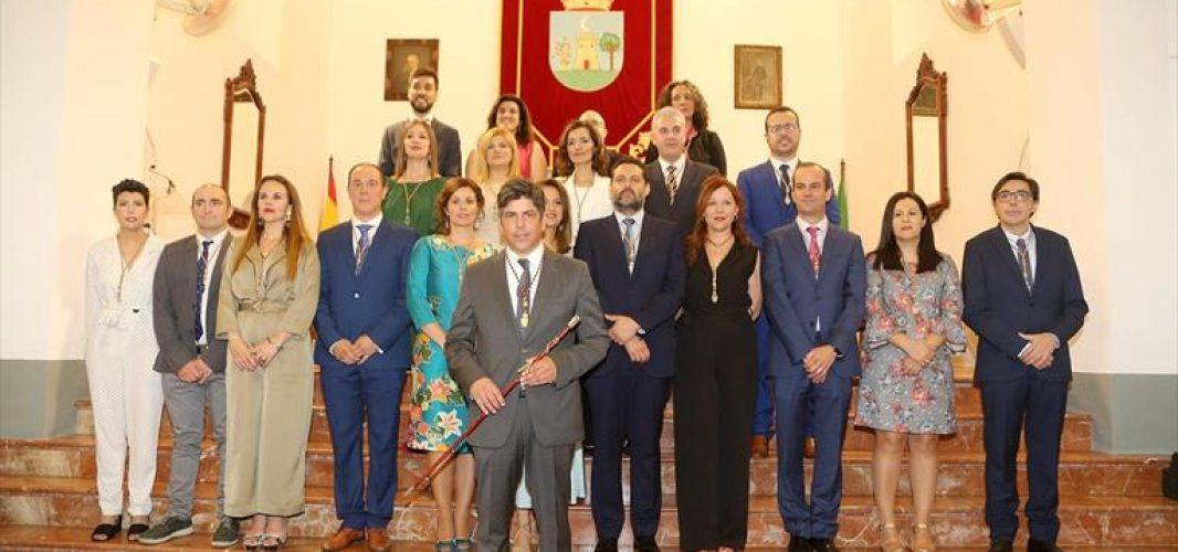 El socialista Rafael Llamas renueva la alcaldía de Montilla con mayoría absoluta en el pleno