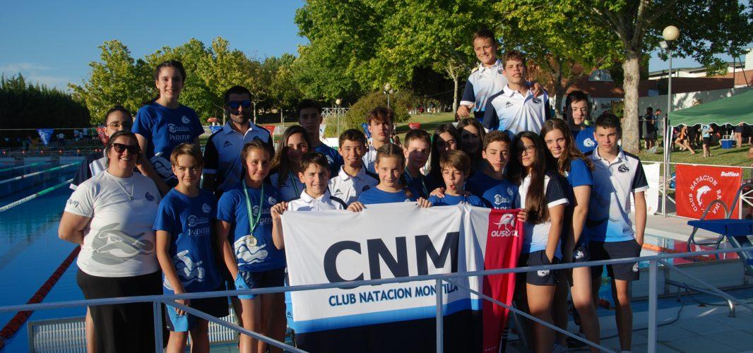 """El Polideportivo Municipal acoge la XXVIX edición del Trofeo de Natación """"Ciudad de Montilla"""""""