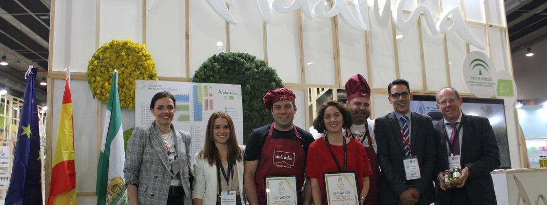 Dos empresas andaluzas, entre las diez más innovadoras de la feria de alimentación ecológica Organic Food Iberia