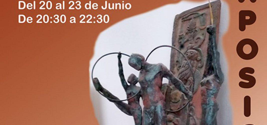 El Taller de Modelado de Montilla celebra su exposición del 20 al 23 de junio