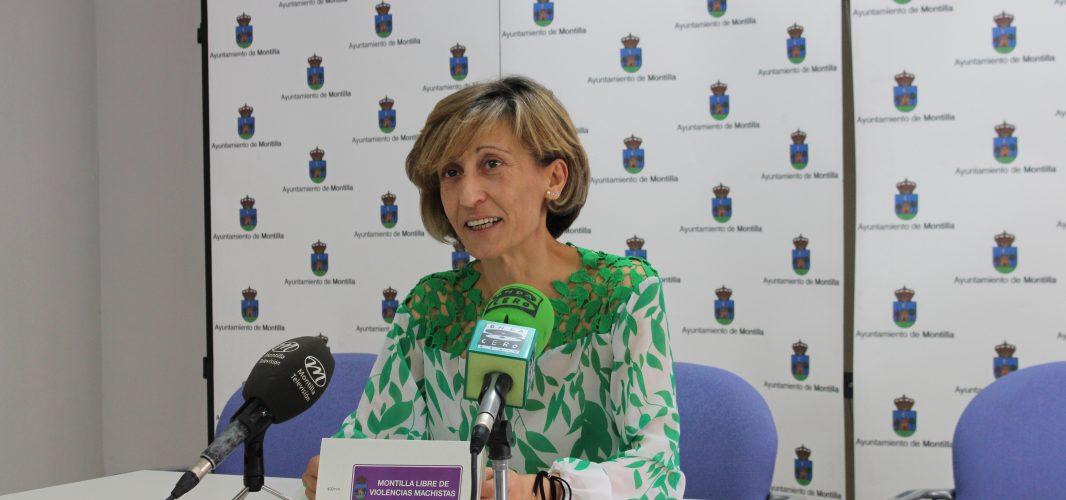 "Montilla se suma a la lucha para ser un municipio ""libre de violencias machistas"""