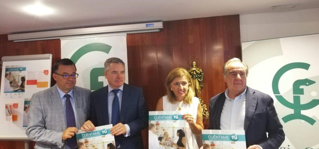 """Salud y Familias lleva la campaña de  sensibilización sobre salud mental """"Cuéntame tú"""" a 400 farmacias de Córdoba"""