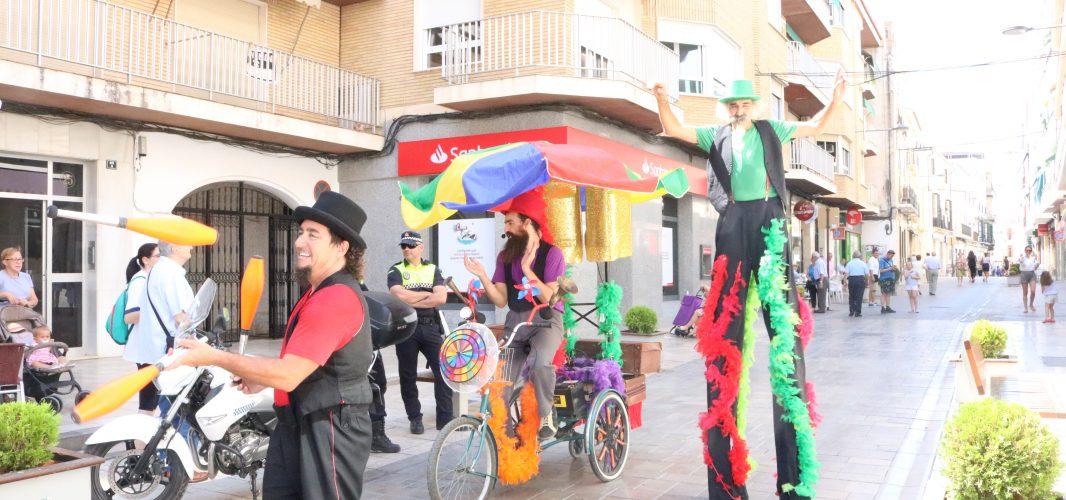 El Festival Cirkómico llega a Montilla