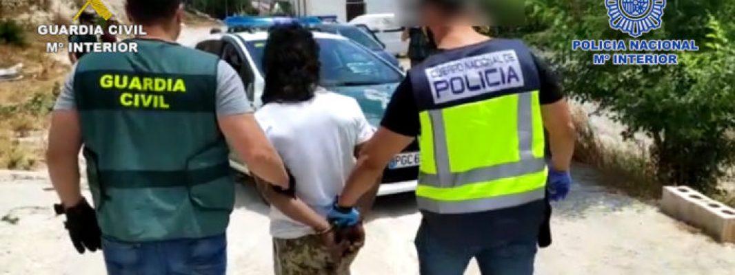 """La Guardia Civil detiene en Hinojosa del Duque a un vecino de la localidad como supuesto autor de un robo por el procedimiento del """"tirón"""""""