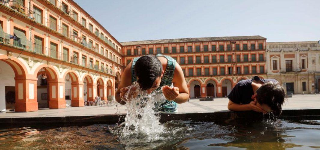 Granada, Córdoba y Jaén en alerta por altas temperaturas según el Plan de Prevención de Altas Temperaturas de la Junta