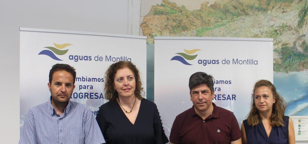 Restablecido el suministro de agua en Montilla