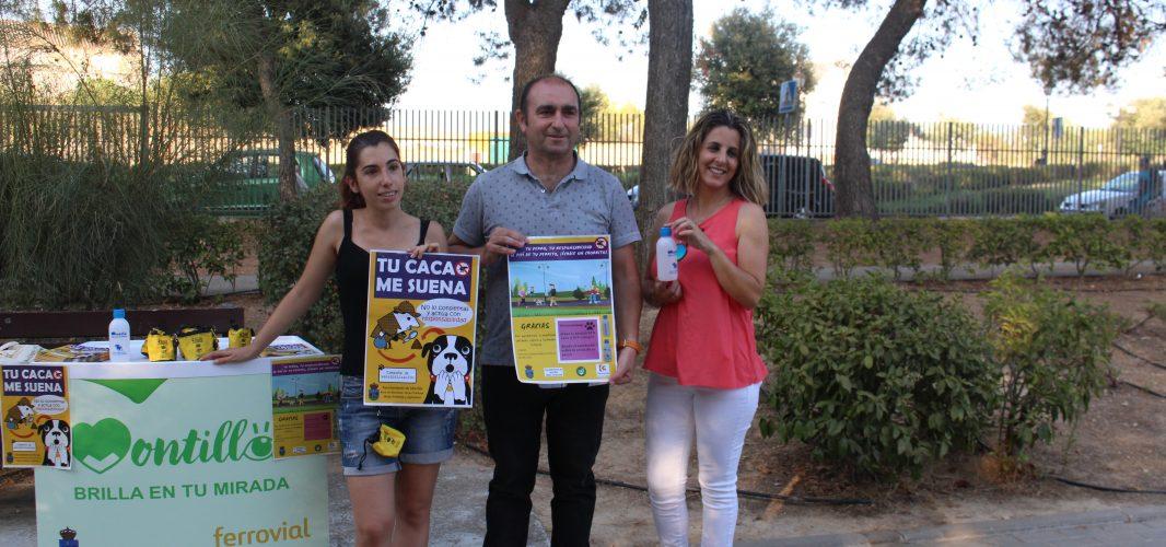 El Ayuntamiento promueve una campaña de higiene urbana para concienciar a la población con mascotas de la necesaria recogida de sus deposiciones