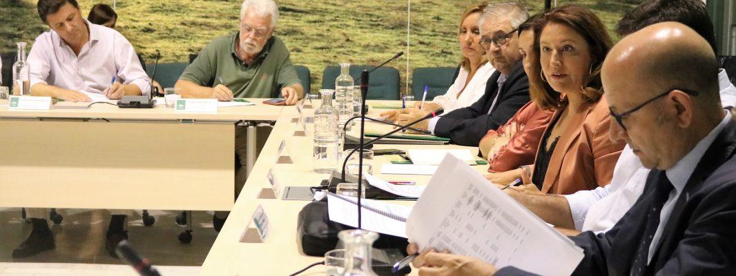La Junta despliega una batería de medidas para proteger la agricultura y la ganadería de los efectos de la sequía