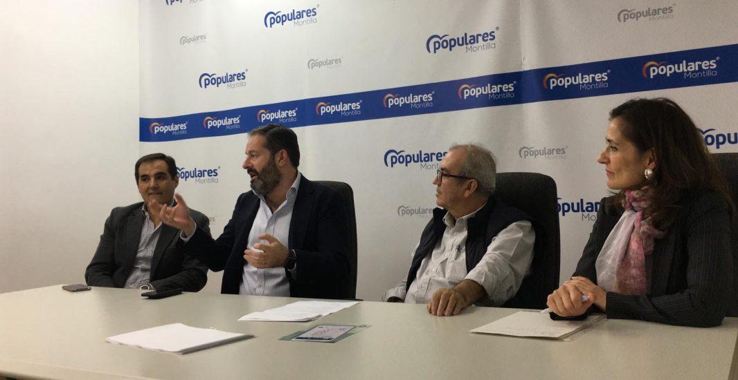 El Partido Popular de Montilla renueva su Junta Local