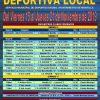 Agenda Deportiva Local del viernes 15 al jueves 21 de Noviembre