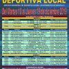 Agenda Deportiva Local, del Martes 10 al Jueves 19 de Diciembre de 2019