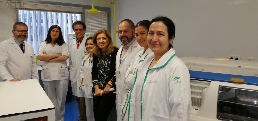 El Hospital de Montilla mejora el servicio prestado en pruebas diagnósticas con la reforma su Laboratorio