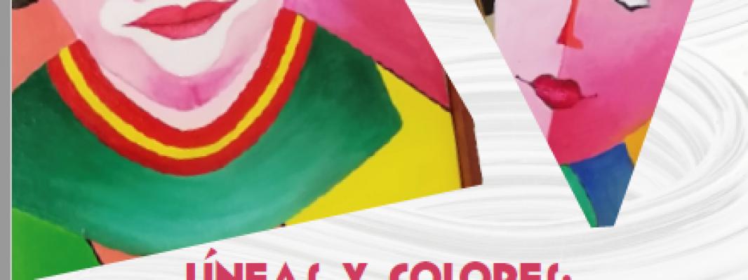 Líneas y colores: recordando el cubismo