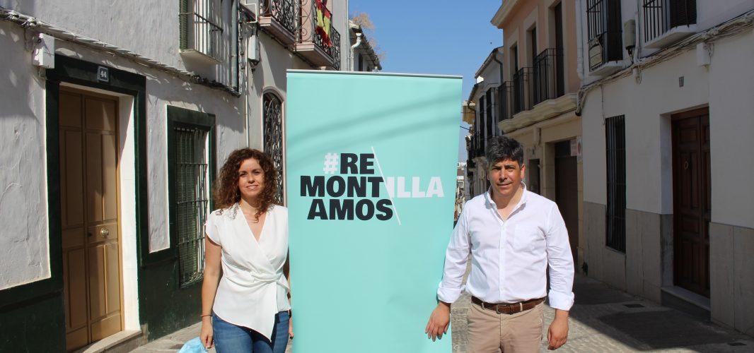 El Ayuntamiento de Montilla pone en marcha obras por 894.000 euros y que generarán empleo para 341 personas