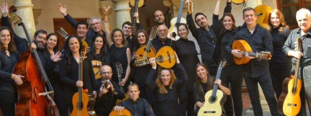 El Teatro Garnelo acoge el concierto de la Orquesta de Plectro de Córdoba