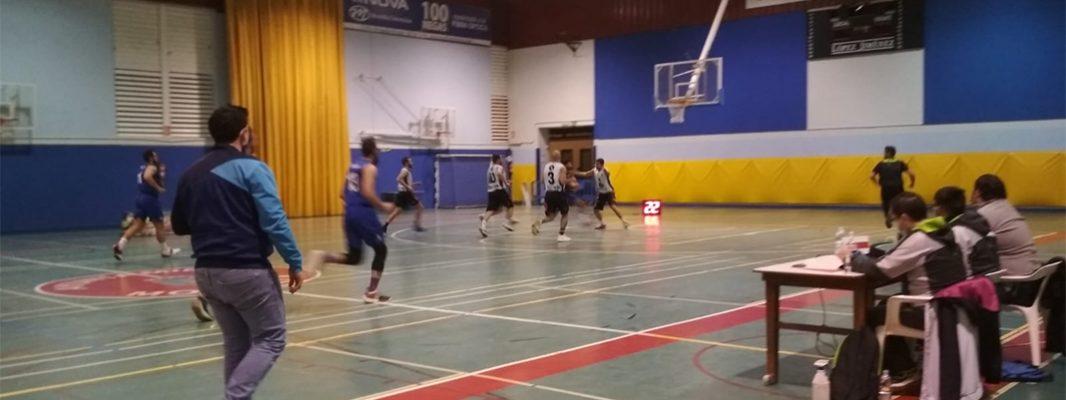 El Bruni Glass Iberia Montilla gana su partido frente al Codimar Basket Genil