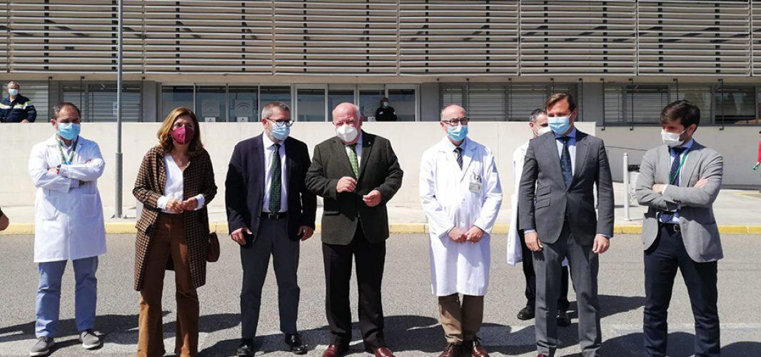 La Junta prevé invertir más de 4 millones de euros en la ampliación del Hospital de Montilla
