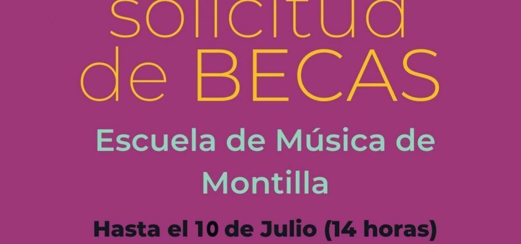 El Ayuntamiento de Montilla convoca diez becas para la Escuela de Música de la Asociación Ácora