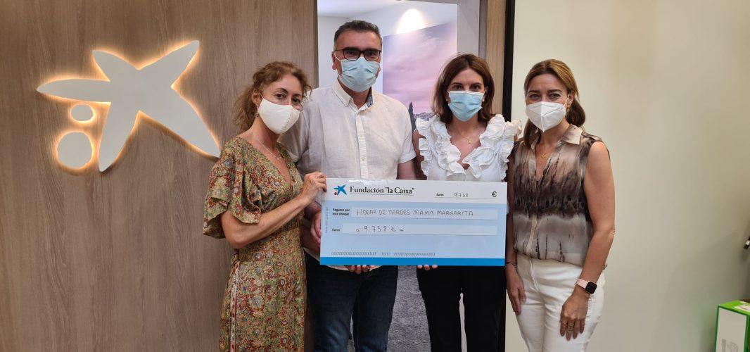 """Fundación Bancaria """"la Caixa"""" renueva su compromiso para sanar las heridas del Covid en la infancia más vulnerable de Montilla"""