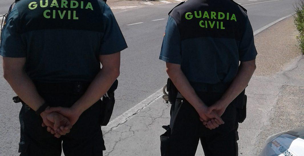 La Guardia Civil en cuatro operativos distintos desarrollados en Montilla, detiene a dos personas e investiga a otras cuatro por la supuesta comisión de varios delitos contra el patrimonio