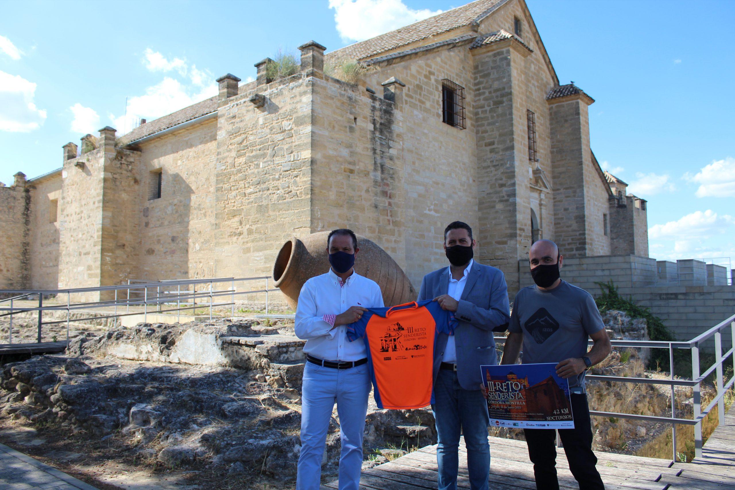 El Castillo de Montilla será punto de encuentro para la ruta de senderismo