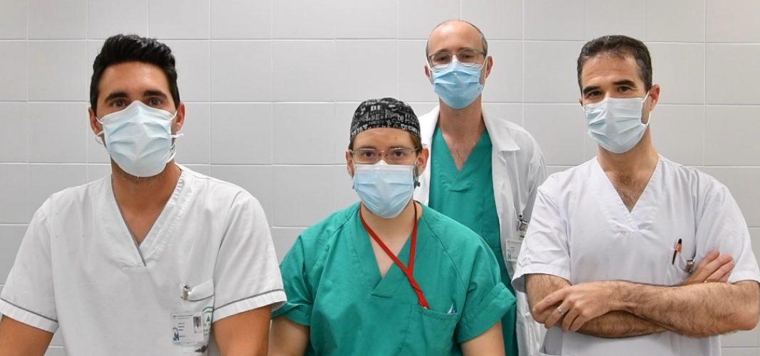 La Agencia Sanitaria Alto Guadalquivir realiza un vídeo-taller de inmovilizaciones enyesadas para profesionales de Enfermería