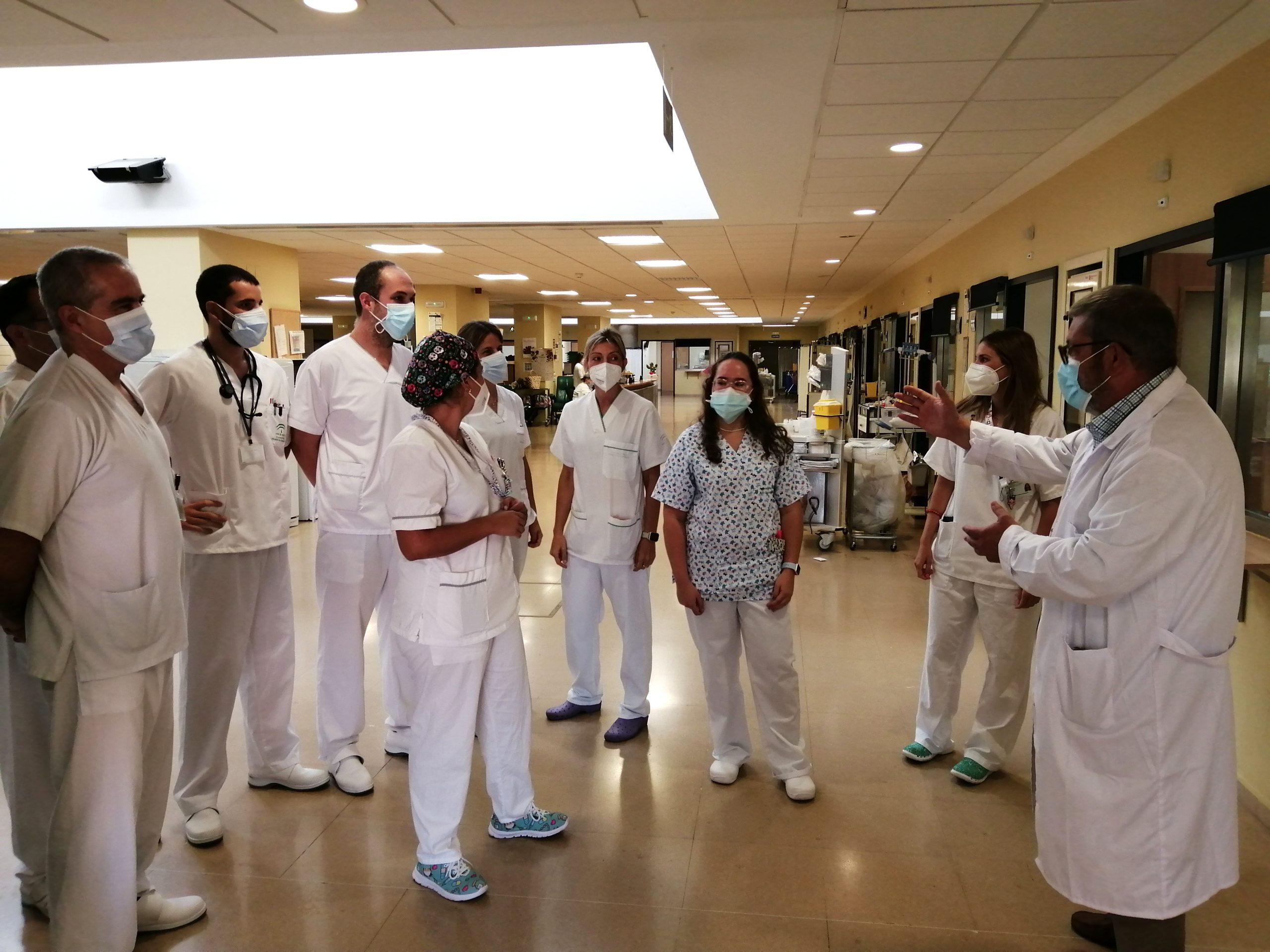 La Agencia Sanitaria Alto Guadalquivir acoge a 136 nuevos profesionales este verano en sus 8 hospitales