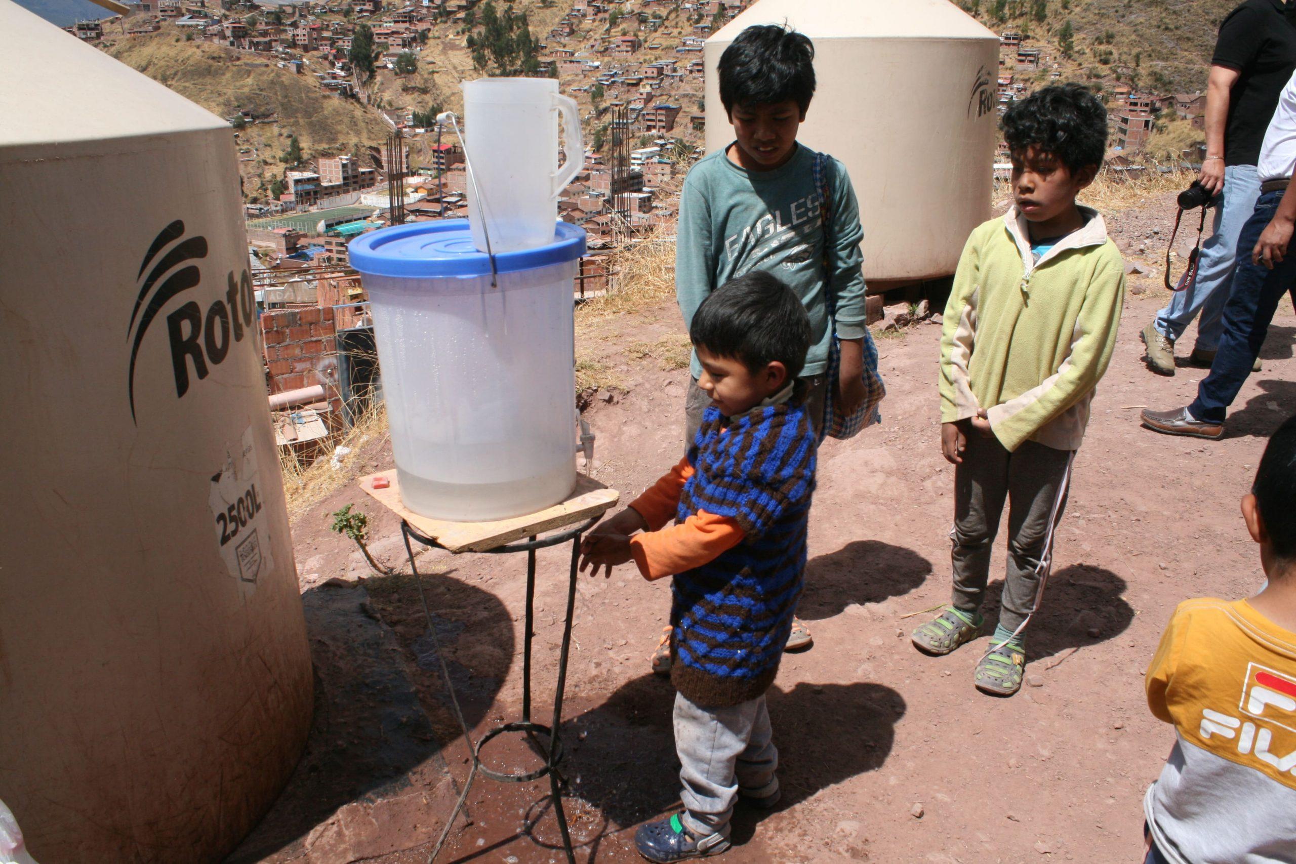 La Diputación de Córdoba y la FSU promoverán la seguridad alimentaria en los barrios periféricos marginales de la provincia del Cusco