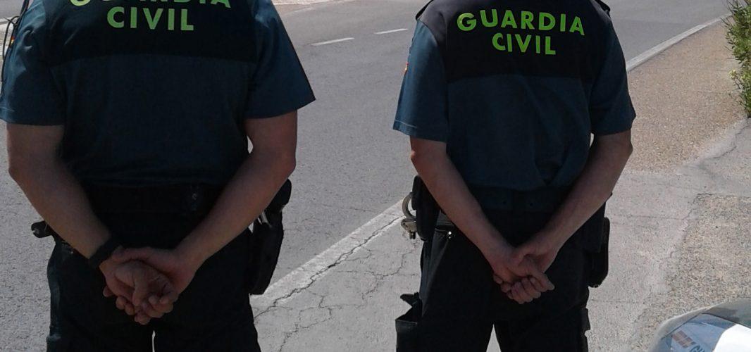 La Guardia Civil detiene en Montilla a una persona como supuesta autora de tres delitos de robo en establecimientos comerciales